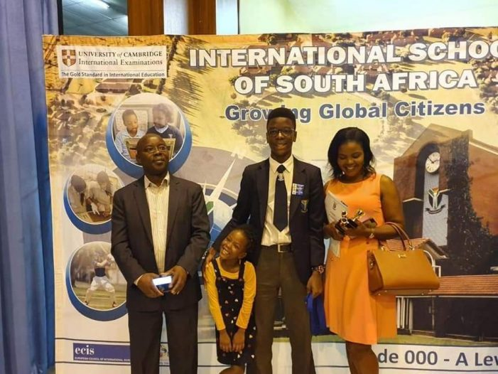 Malawian Student Scoops Position One In South Africa IGCSE Exams