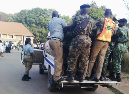 Armed Robbers Steal Face Masks in Kasungu
