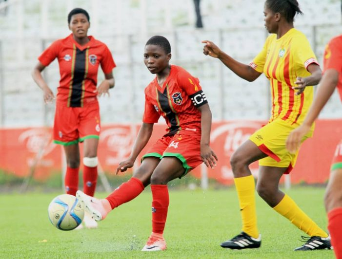 She-Flames Under-20 to Roast Zim Warriors