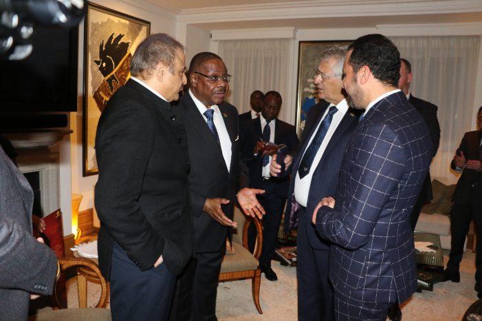 Mutharika Speaks Against Political Tension
