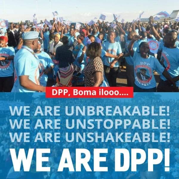 Open Letter to DPP Family: *WE ARE UNSHAKABLE, UNBREAKABLE, UNSTOPPABLE*
