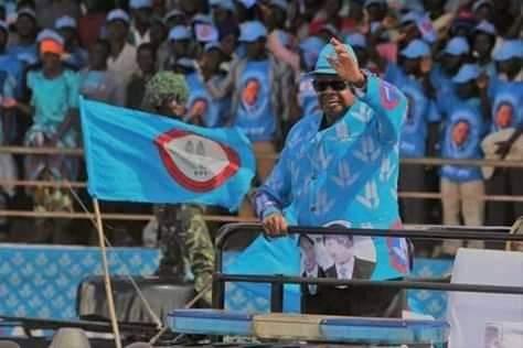 DPP Plans Massive Campaign Rallies