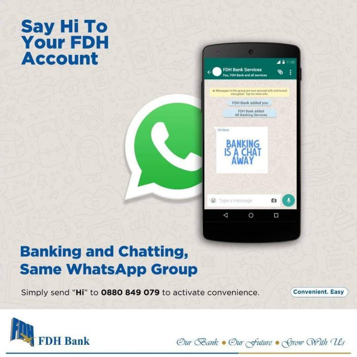 Customers Happy With FDH Whatsapp Banking
