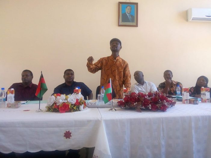 Minister Warns Council Officials Against Sabotage