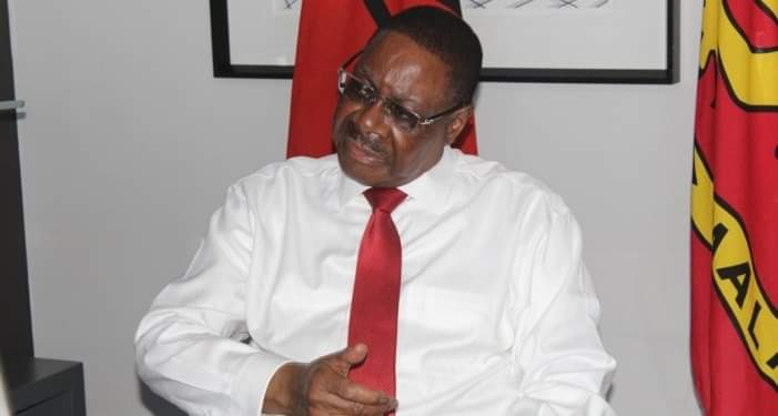 Mutharika Warns Chakwera Against Attacking DPP Supporters