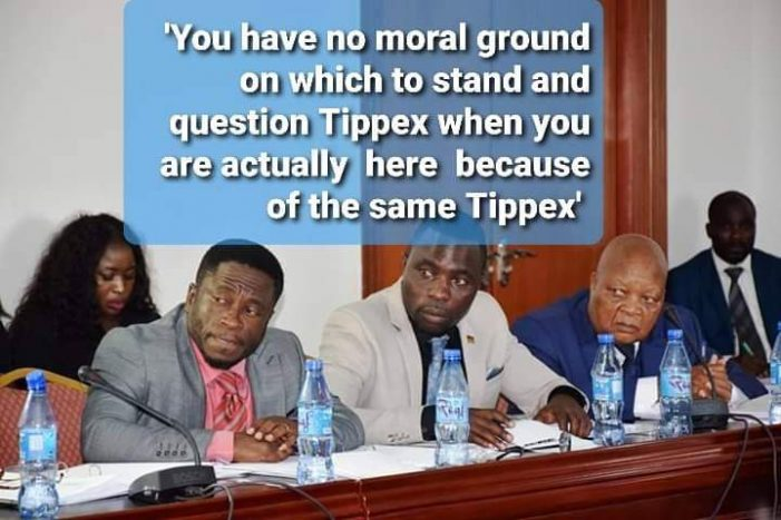 Yes. Someone Had To Tell The MPs What We All Have Been Wondering About