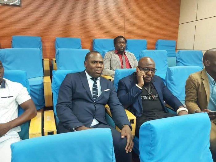 NO Parliament Vigils, 'Terrorist' HRDC Told