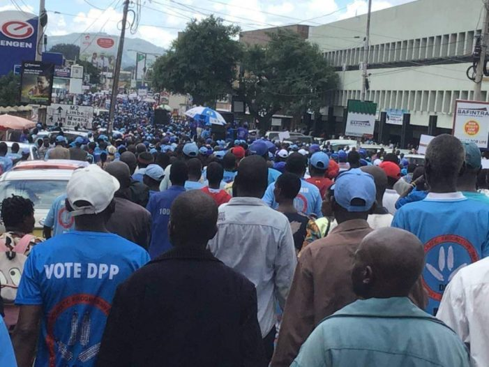 DPP Vows to Reclaim Victory