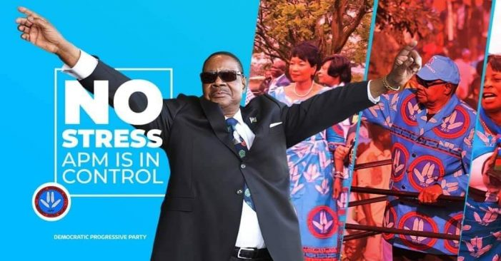 Professor of Law President Mutharika Vindicated On Constitutional Crisis