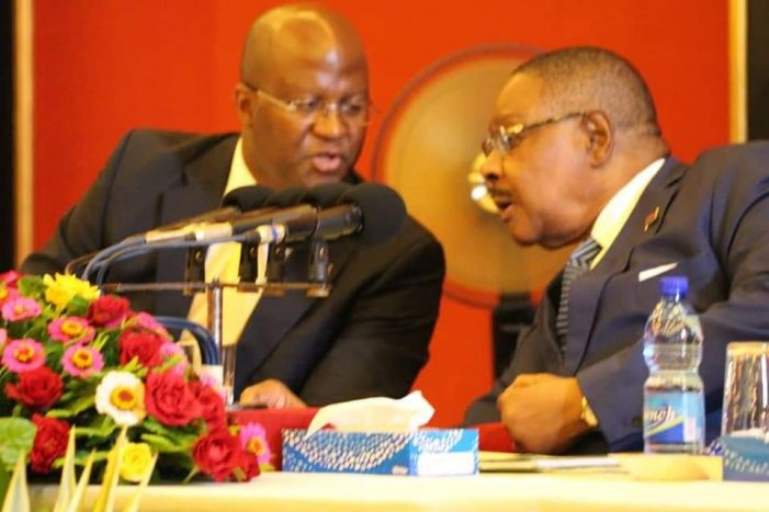 DPP, UDF Set Tone For Youth Empowerment In Malawi