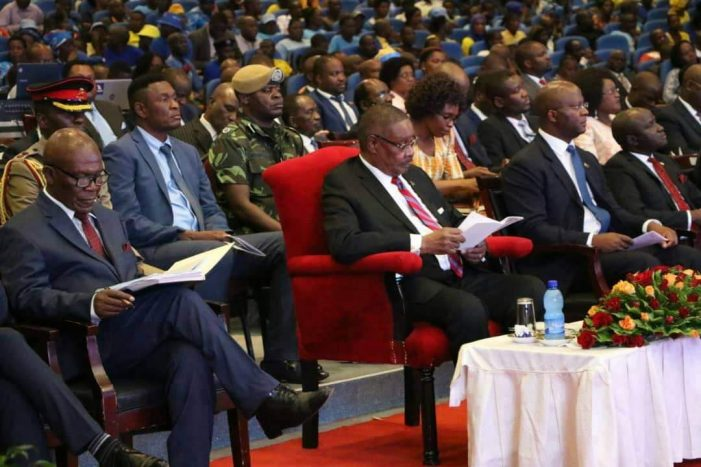 Mutharika Committed to Develop Rural Areas