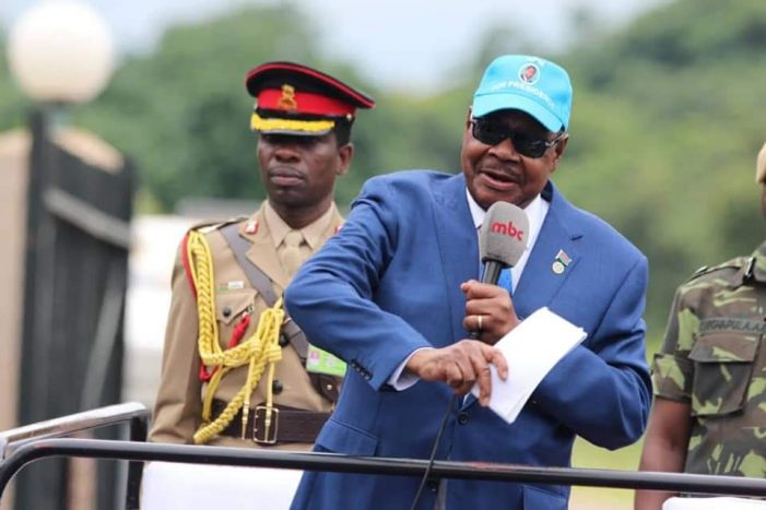 MCP Kazombo Says Time Has Come To Set Aside Politics To Develop Malawi; Praises Mutharika