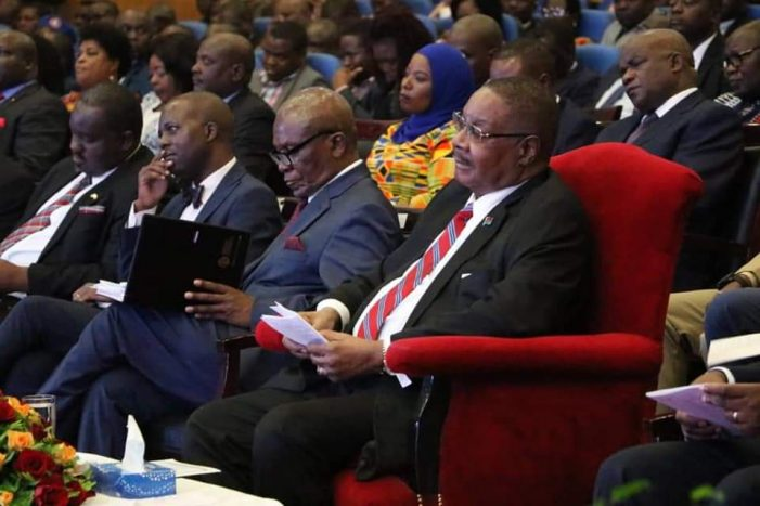 VISION 2063: Let's Focus More On Inclusive Wealth-Creation, Self-Reliance- Mutharika