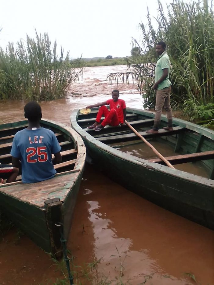 Mzimba Woman Gives Birth In Canoe