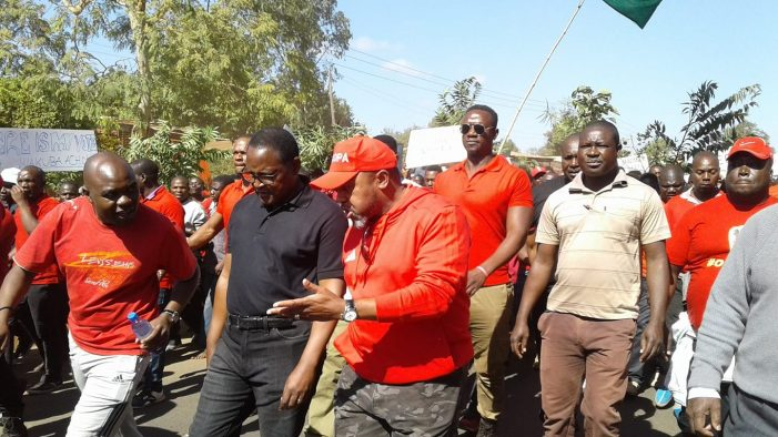 UTM FOR SALE, As Chilima Ponders Over Runningmate Offer By MCP