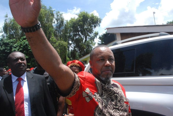 Party Coalitions Should Serve Malawi- Chilima