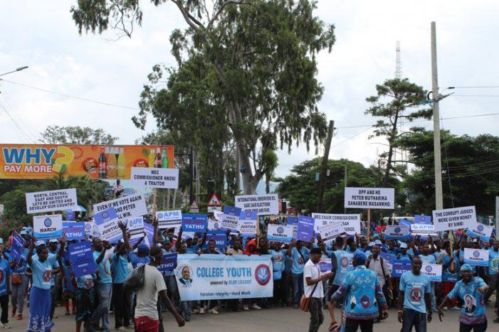 DPP Demands Probe Into ConCourt Judges
