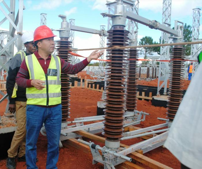 Govt Impressed With Rural Electrification Program