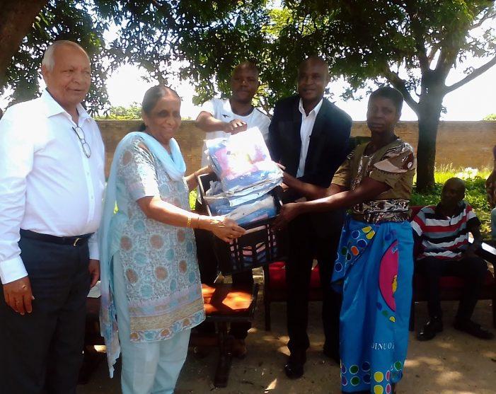 Hindu Faith Community Donates to Flood Victims