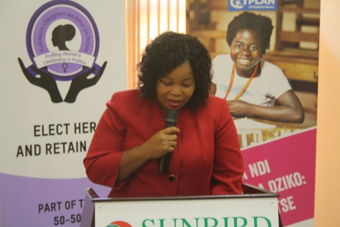 Women Caucus Challenged to Make Impact