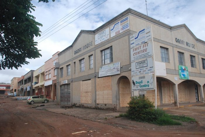Pictorial Focus: Lilongwe Turns Into Ghost Town