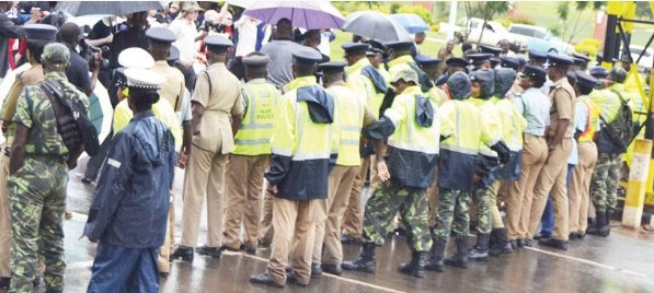 Tight Security Ahead of ConCourt Verdict; Police to Close Three Roads in Lilongwe