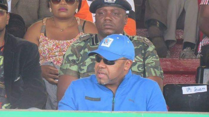 Chilima Under Fire for Plotting to Kill Mutharika
