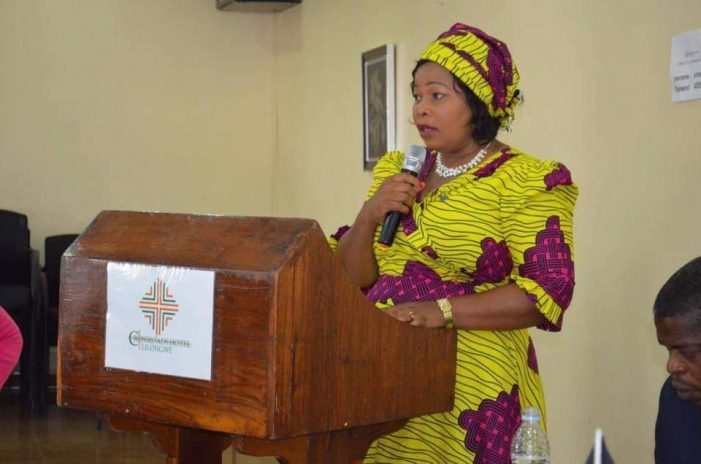 Minister Calls For Unity Of Purpose in Fighting For Women's Rights