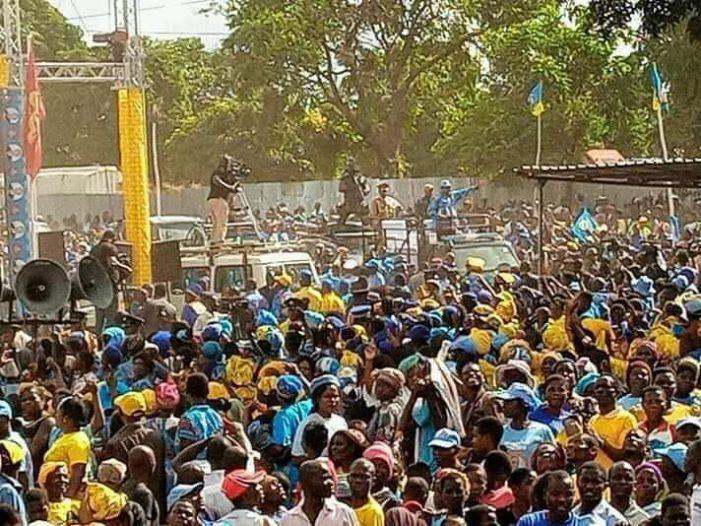 DPP's Vuwa Kaunda Cements DPP , UDF Supporters Relationship