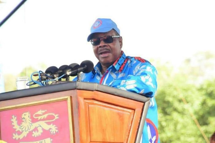 Mutharika Reacts to Chilima's Evil Wish