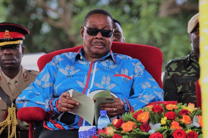 UDF Hails Mutharika For Abolishing Quota System