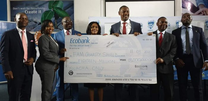 Ecobank FAM Charity Shield to Target Floods Victims