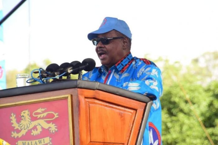 Honeymoon Over for HRDC – Mutharika