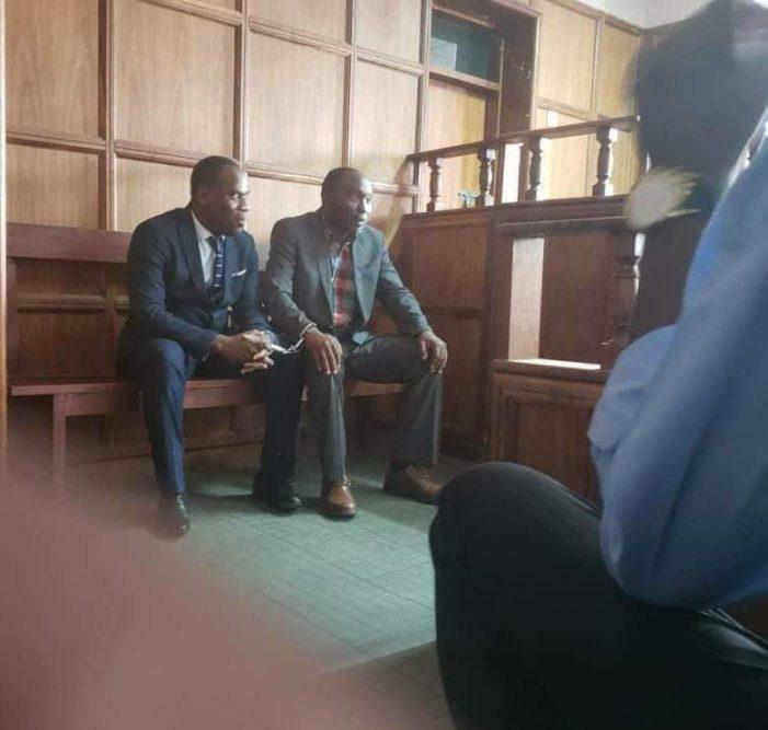 Trapence, Sembereka Case Moved  to Lilongwe