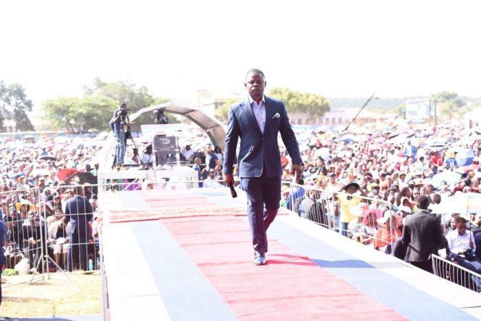 NO MORE PROFITS:  Prophet Bushiri Suspends Healing Services Due to Coronavirus