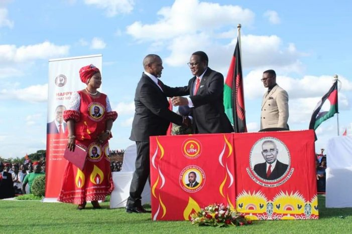 Over Nine Malawi Political Parties Team-Up Against Mighty DPP