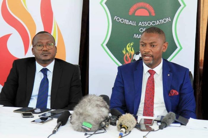 FAM Welcomes FIFA Early Release of Funds