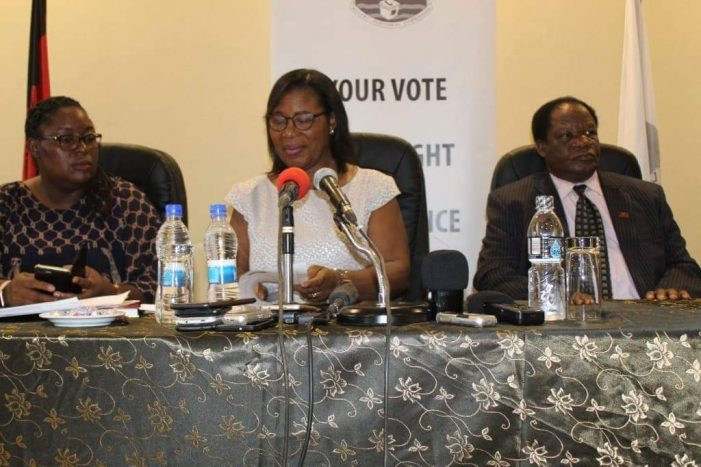 MEC Announces Date for Fresh Presidential Polls…DPP to Reclaim Victory
