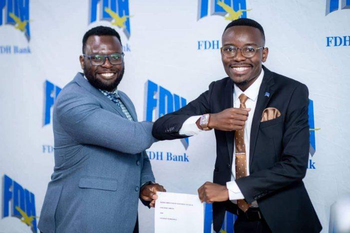 Namadingo is FDH Bank Brand Ambassador…Gets Brand New Mercedes-Benz