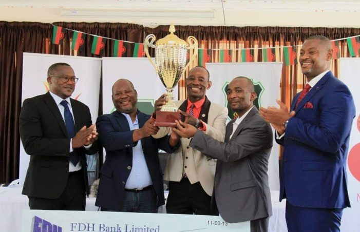 FAM Launches 'Raising the Game' K60 Million Districts Football Leagues