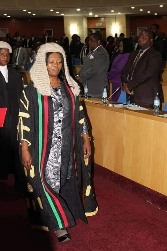 Speaker Gotani Hara 'Completely' Out Of Order