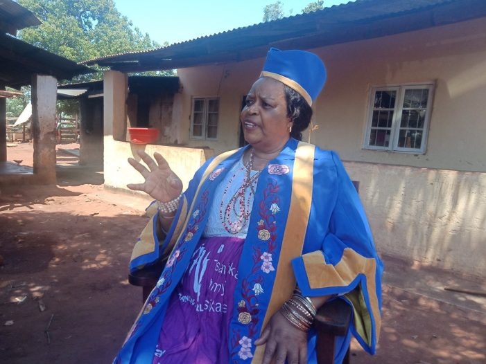 Senior Chief Chikumbu Hails Government for Technical College