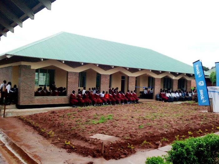 Standard Bank Hands Over K46 Million Classroom Block to Mzuzu Govt Secondary School