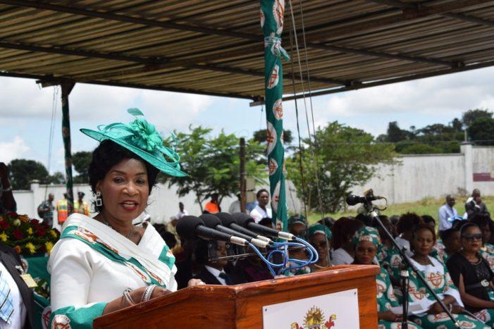 Madame Mutharika Calls For Love