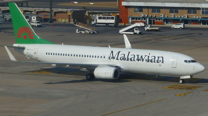 Malawi Airlines Suspends Flights