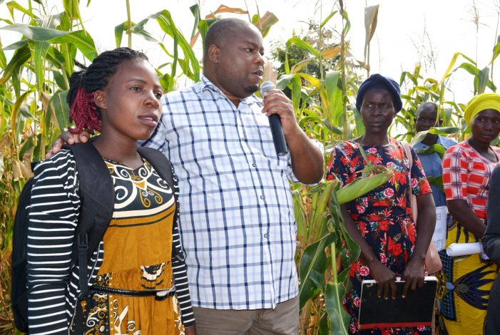 Minister Nankhumwa To Sponsor Young Farmer's Education