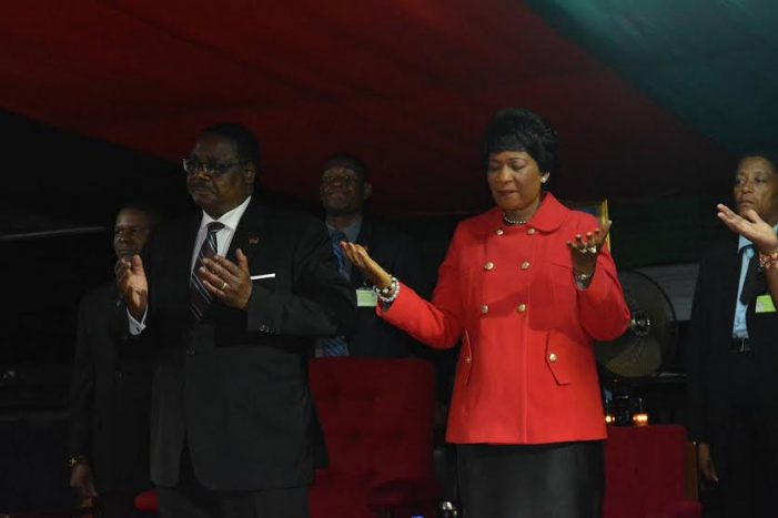 DPP is Chosen and Protected by God to Lead Malawi for a Long Time