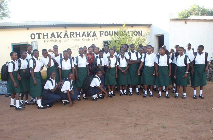 Othakarhaka Foundation Urges Students to Fear God