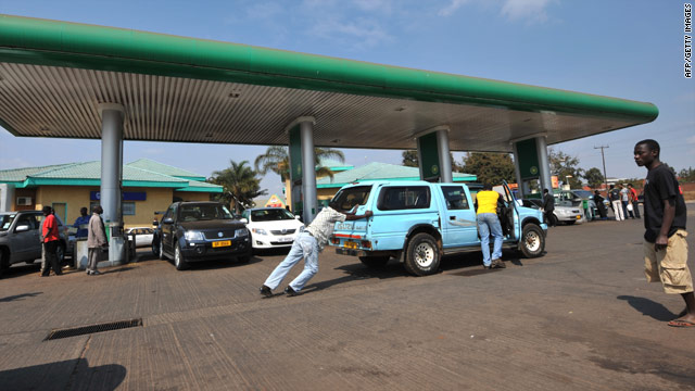 Police Tips Filling Stations On Security