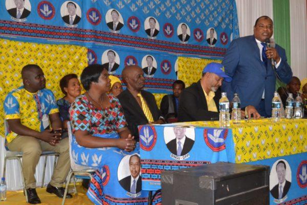 Uladi Calls For Unity Among DPP-UDF Regional Committees